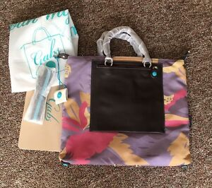 Image Is Loading Nwt Gabs Convertible G3 Large Textile Fiber Leather