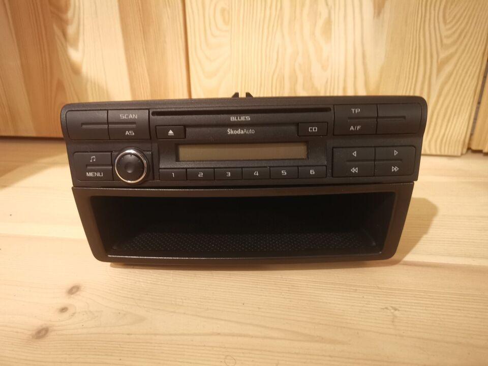 andet mærke Skoda Blues, CD/Radio