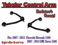 07 - 13 Chevy Silverado GMC Sierra 1500 TUBULAR UPPER CONTROL ARMS Lift w/ MOOG