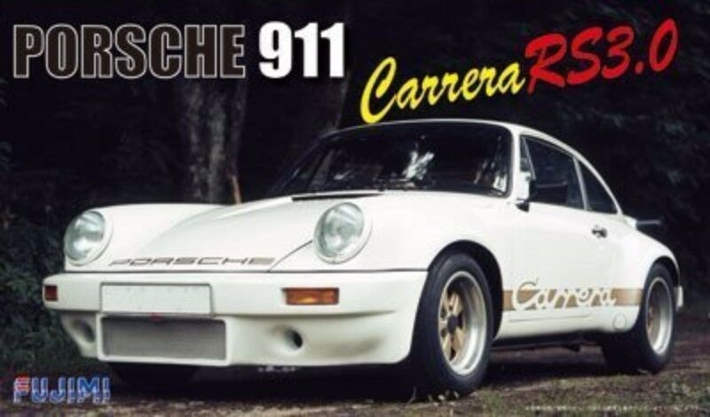Fujimi 1   24 Matrix serie em21 Porsche 911 Cocherera RS 3.0 '74 Kit f   s