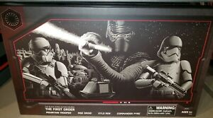 The First Order 4-Pack Star Wars The 6″ Black Series Galaxy Edge Exclusive Rare!