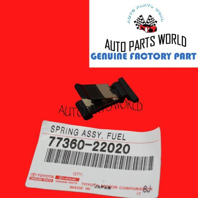 Toyota 77360 22020 Fuel Filler Opening Lid Hinge Spring