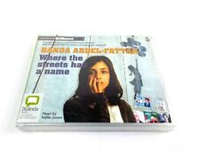 Item 3 Where The Streets Had A Name By Randa Abdel Fattah 2012 CD Unabridged AUDIOBOOK
