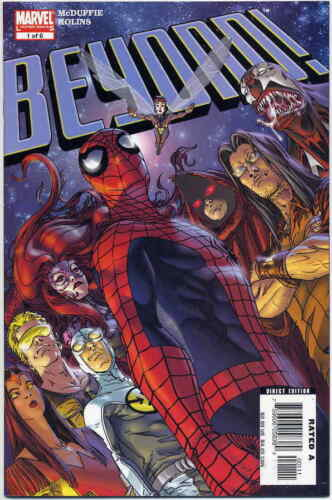 NEAR MINT FIRST PRINT ***FREE p/&p FOR 2+ MARVEL 2006 BEYOND #1