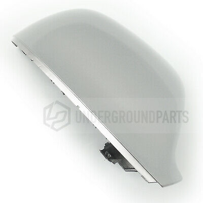 Underground Parts T5 T6 Reflex Silver Painted Door Wing Mirror Cover Cap Right Drivers Side