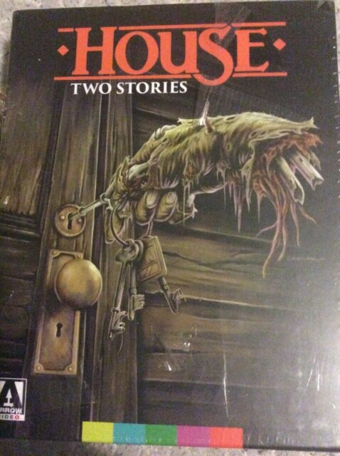 House: Two Stories - House/House 2 II Blu-ray NEW Sealed Limited Arrow OOP