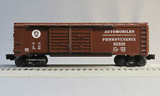 LIONEL PRR AUTOMOBLIES DOUBLE DOOR BOXCAR O GAUGE train car pennsy 6-81269 B NEW
