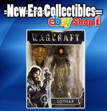 Warcraft Lothar 6 Inch Action Figure With Accessory Jakks Pacific Legendary 2016