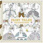 Fairy Tales Colouring Book by Tomoko Tashiro (Paperback, 2016)