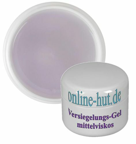 30ml  Soak Off Finish Gel, Versiegelungsgel ,Glanzgel, mittelviskos, transparent