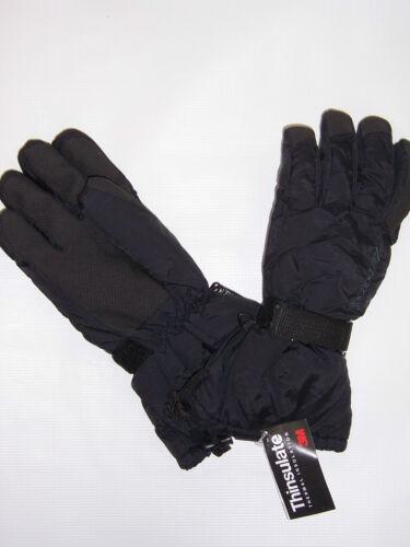 GANTS de SKI Rucanor intérieur Thinsulate taille  L ou XL ou XXL coloris noir