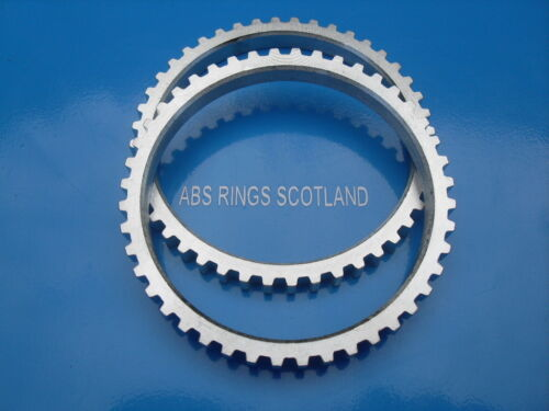 ABS Rings for Renault Clio  rear discs with 72mm I//D toothed ring