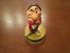 Disney McDonald's 100 Years Of Magic Grumpyl Toy Figure Snow White Dwarf