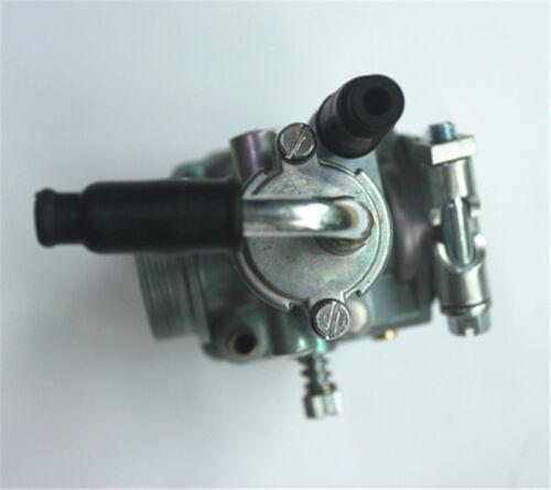 Motorcycle Carburetor 19.5mm PHBG Vespa moped//pocket replace Dellorto PHBG19 4T