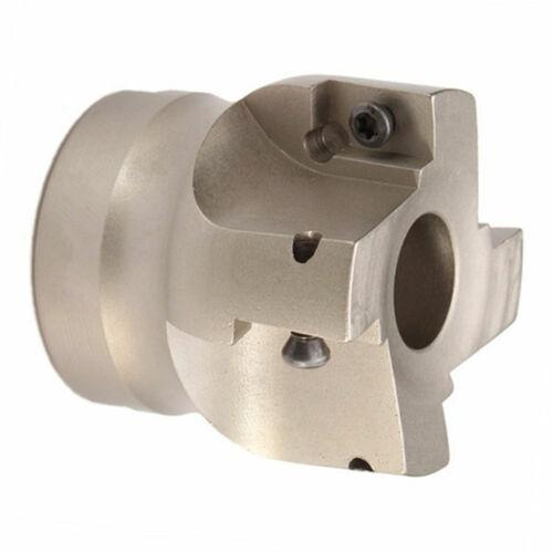 T5 Wendeplattenfräser für APMT1604 BAP 400R-50-22-4F 90° Eckfräser Messerkopf