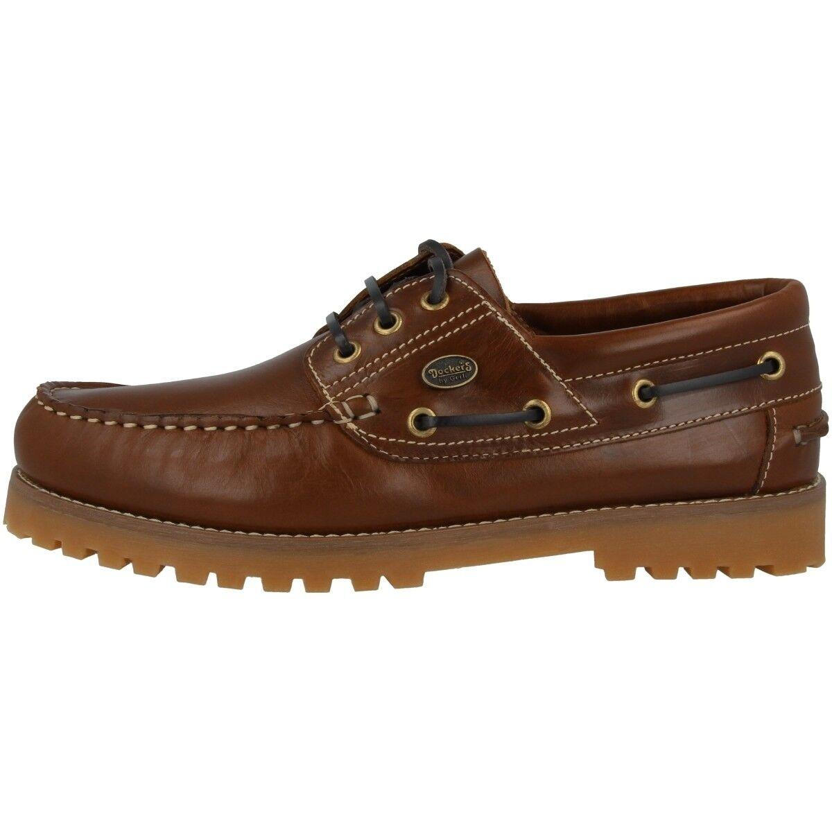 Dockers by Gerli 24DC001 Schuhe Halbschuhe Halbschuhe Schuhe Stiefelschuhe Sneaker 24DC001-180410 16ff1a