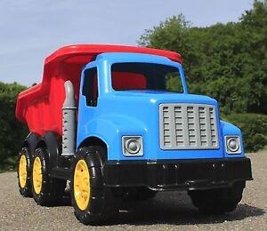 GIGANT-Spielzeug-LKW-Sandkasten-LKW-Kinder-LKW-LANGE-83cm-07011