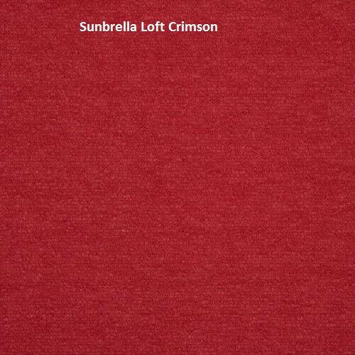 Sunbrella Loft Crimson 46058-0009 Indoor/Outdoor Fabric By ...
