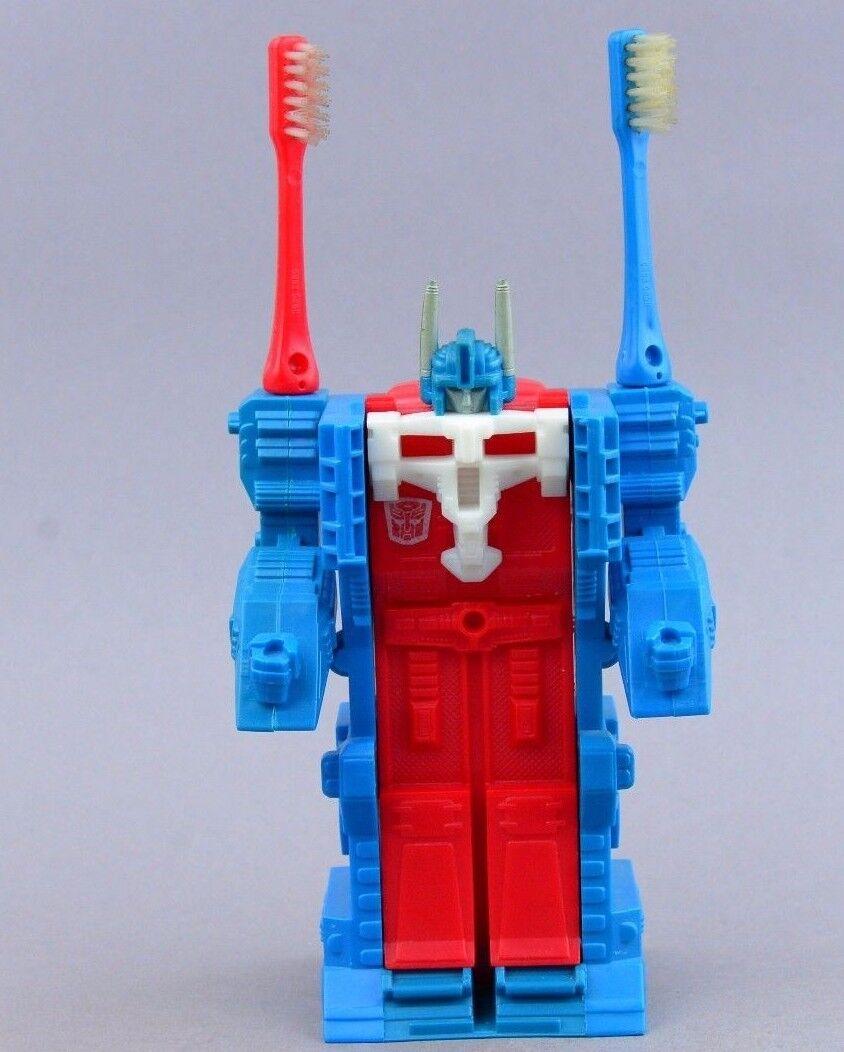 Sin impuestos Transformers G1 G1 G1 Ultra Magnus Cepillo de dientes Nasta 1986 Vintage Raro  ventas en linea