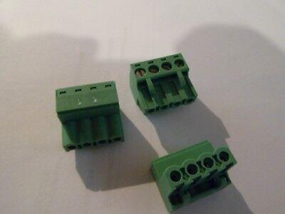 Phoenix Contact Leiterplattensteckverbinder MVSTBR 2,5//4-ST 1792032 *1 Stück*Neu