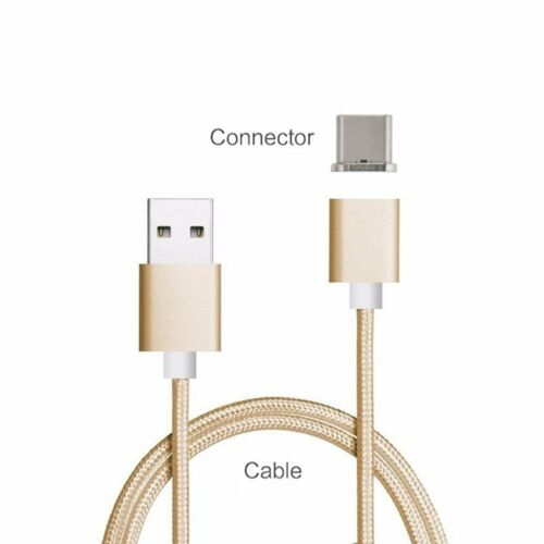 NEW Magnetic Adapter Lightning USB Charging Charger Cable Apple iPhone IPAD
