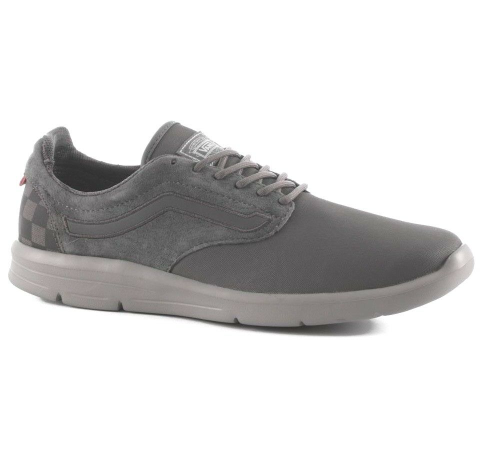 VANS ISO 1.5 (Transit Line) Pewter Reflective Lightweight UltraCush hommes 9