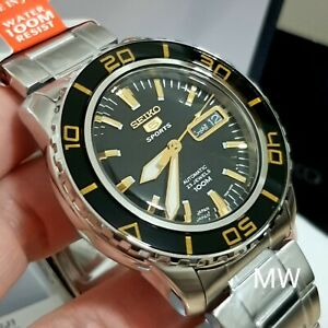 c1d757c9b New Men's SEIKO 5 SPORTS UNIQUE Automatic Watch SNZH57J1 SNZH57 Made ...