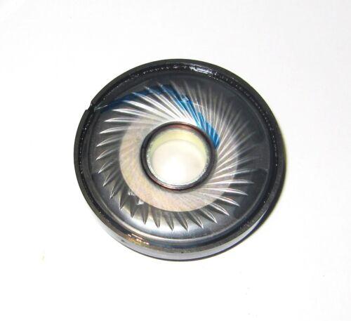 ".25W 1.55/"" x .32/"" Small Headphone Size Replacement  .25 WATT DAIN Speaker 64ohm"