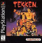 Tekken (Sony PlayStation 1, 1995)