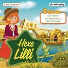 Hexe Lilli 07. Das Haibaby & Das Abenteuer auf dem Titicacasee von Eva Wehrum (2015)