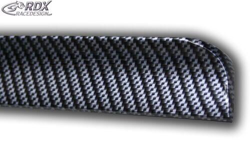AUDI A8 D3 4E CARBON Look Trunk Boot Spoiler Lip