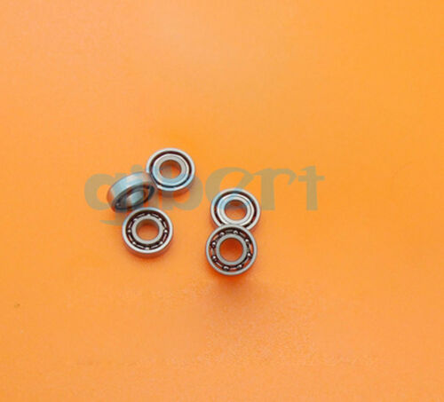 Inner Dia 1.5mm To 9mm Gcr15 BEC1//ABEC3//ABEC5 Thin-wall Deep Groove Ball Bearing