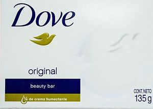 Image Is Loading 3 Dove Beauty Bar Soap Original 135 G