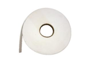 "Ceramic Fiber Paper Strip/Tape Gasket Expansion Joint Glass Art 1/8""x1.5""x50'"