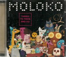 CD ALBUM 18 TITRES--MOLOKO--THINGS TO MAKE AND DO--2000