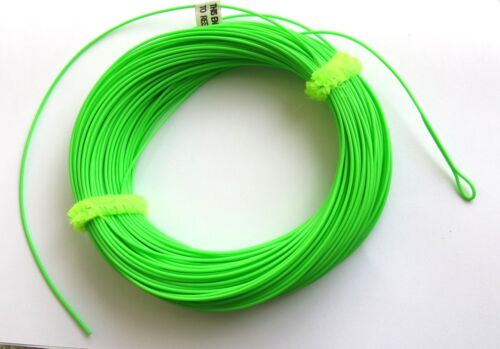 """Green Spey Skagit Shooting Line 0.042/"""" 30lb core ideal for heads 550gr-750gr"""