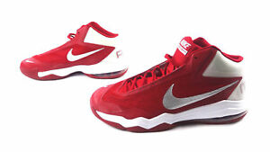 new concept ffab9 c8ce9 Nike Men's Air Max Audacity Anthony Davis Red /White Basketball ...