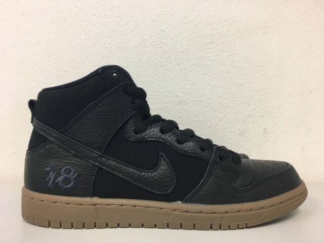 7b194a7182880e Nike SB Zoom Dunk High Pro QS Brian Anderson Anti Hero Gum AH9613-001 Size