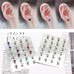 12-Pairs-Crystal-Rhinestone-Ear-Studs-Magnetic-Clip-Non-Piercing-Earrings-Gifts