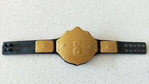WWE-Wrestling-World-Heavy-Weight-Champion-Belt-for-Figurine-New-No-Box
