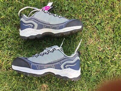 New Women's Steel Toe Safety Slip
