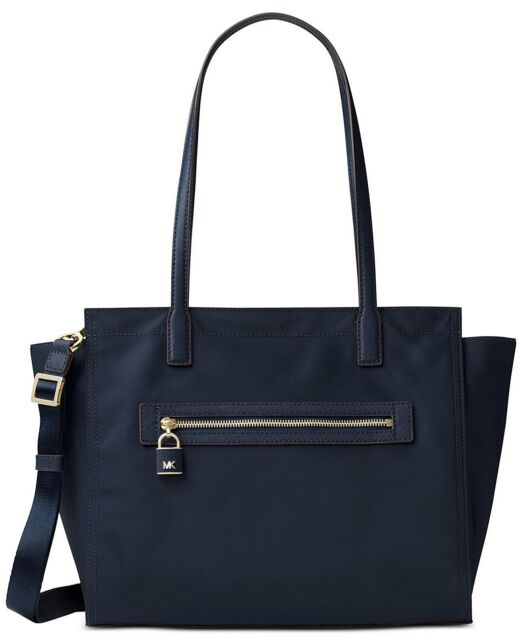 Michael Kors Bolso / Bag Janie Largo East West Grande Admiral (Azul Oscuro)