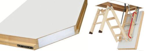 Bodentreppe FAKRO LWT U=0,51 W//m²K Super-thermoisolierte
