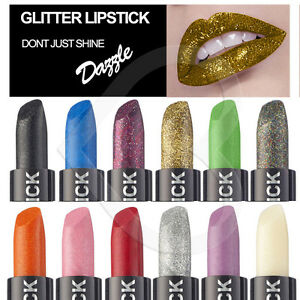 stargazer glitter lipstick sparkly rot gold verschiedene farben glitzer lippen ebay. Black Bedroom Furniture Sets. Home Design Ideas