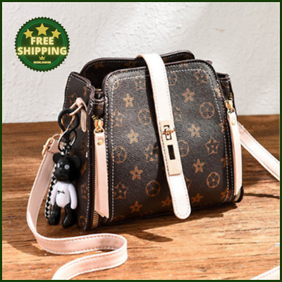 hot Handbag  Letter Messenger Shoulder Bag Women Free shipping