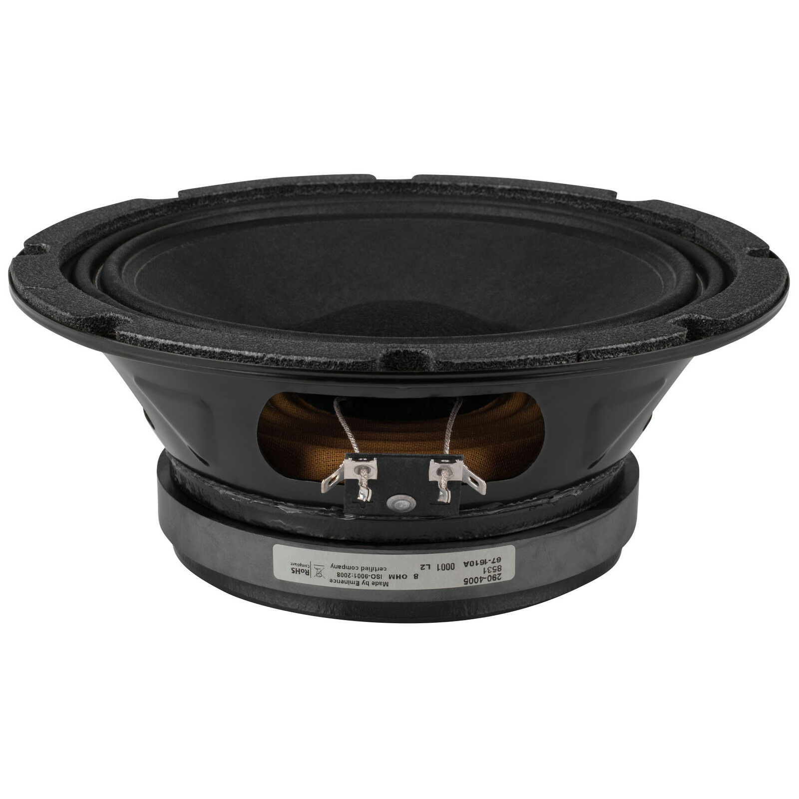 Eminence 8  Paper Cone Professional Mid-bass 8 Ohm