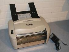 Martin Yale P7200 Rapidfold Automatic Desktop Paper Folding Machine Main Unit