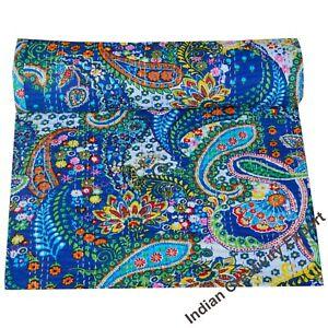 Reversible-Baby-quilt-Blanket-Bedspread-Bohemian-boho-quilt-bedding-coverlets