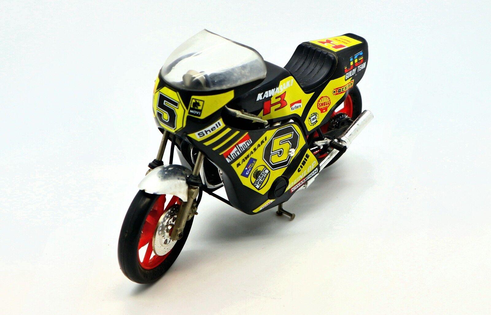 1 10 GUILOY Kawasaki 500 500 500 GP Guiloy Team  5 ee1356