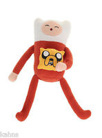 Adventure Time With Finn & Jake: Finn In Pajamas 10 Stuffed Plush By Jazwares